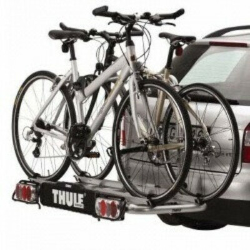 Велобагажник для двоих