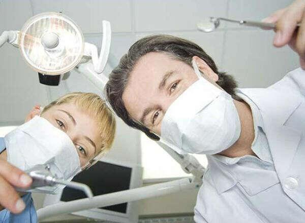 сходить к стоматологу