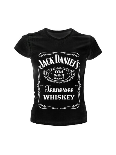 Футболка Jack Daniels