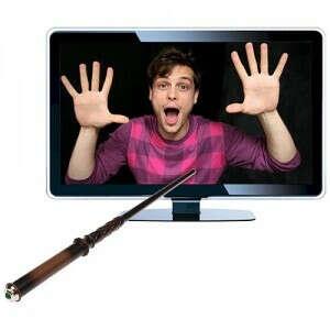 Пульт ТВ «Волшебная палочка»