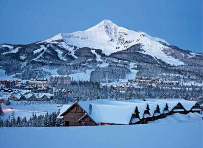 Побывать на горнолыжном курорте этой зимой