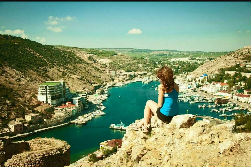 Жить в Крыму