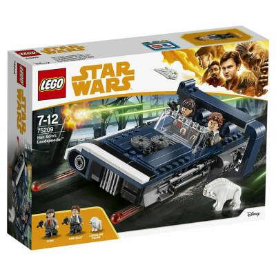 Конструктор LEGO Star Wars Спидер Хана Cоло 75209