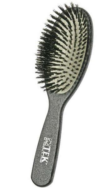 щетка для волос с натуральной щтиной