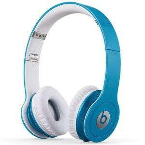 Наушники Beats by dr. Dre Solo HD Blue