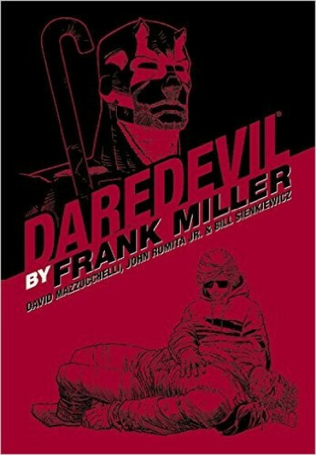 Daredevil by Frank Miller Omnibus Companion (New Printing)                                Hardcover