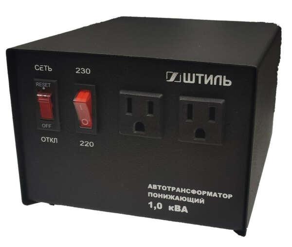 Понижающий автотрансформатор АТ 220/120-1,0-50 (1 кВт)