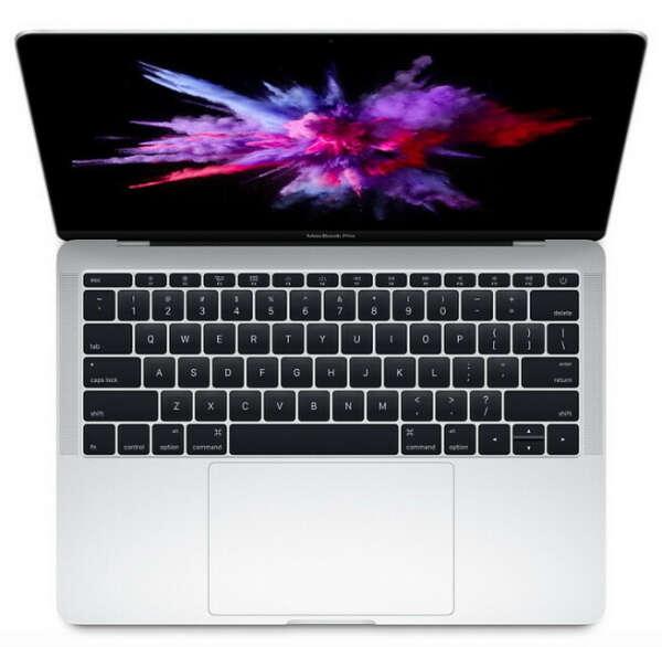 Apple MacBook Pro 13 Серебристый Mid 2017 (MPXR2RU/A) – купить в интернет-магазине в Санкт-Петербурге