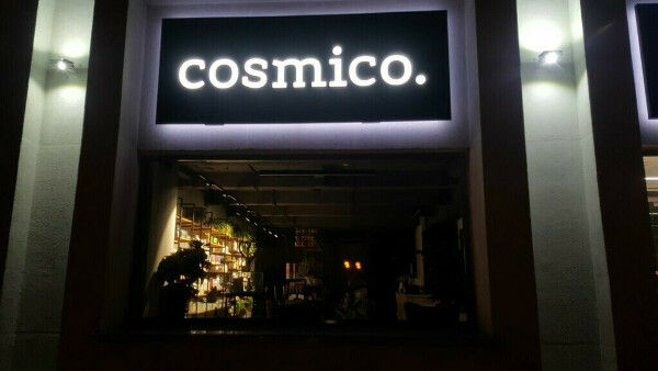 Стрижка и окрашивание в COSMICO