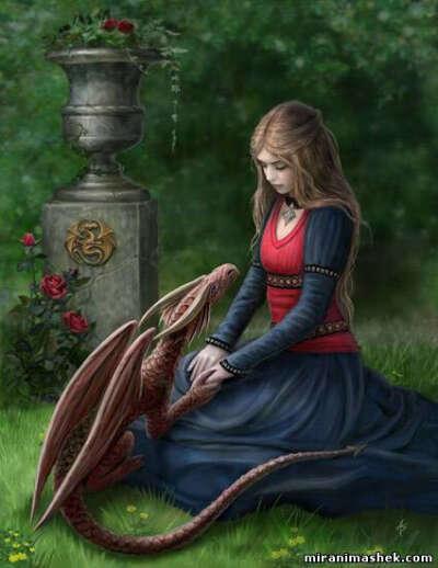 собственного дракона