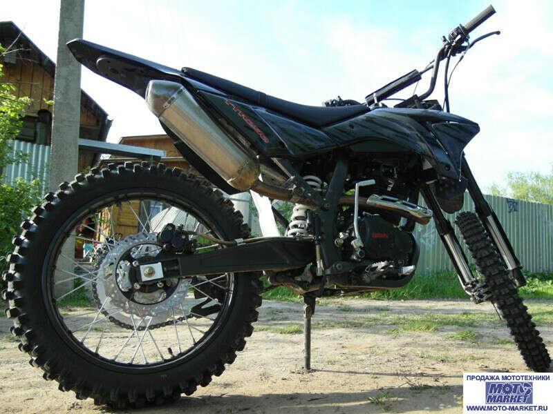 Купить мотоцикл TTR-250