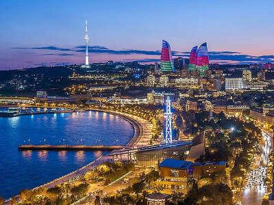 Путешествие в Баку с любимым