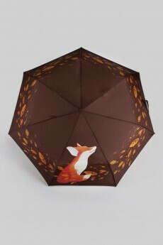 Зонт складной Лис. Купить за 1015 р. в интернет-магазине. Артикул: 87264 | Alessandro Frenza