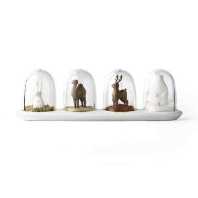 Емкости для хранения «Парад животных»