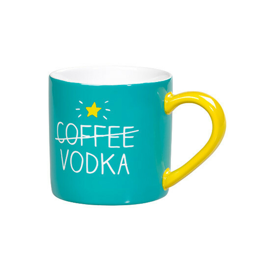 Кружка Coffee Vs Vodka