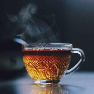 Маленькая чашка для чая