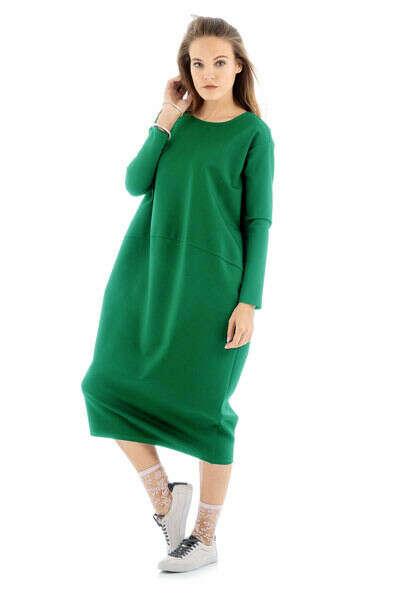 Изумрудное платье Odoro