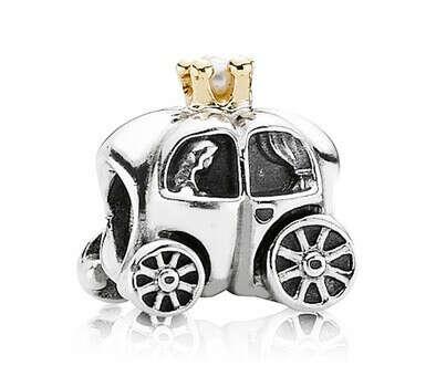 "Подвеска-Charm Pandora ""Карета принцессы"" [4111]"