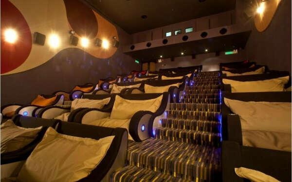 Безумно хочу в такой кинотеатр