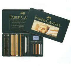 Наборы художественный Pitt Monochrome Faber-Castell