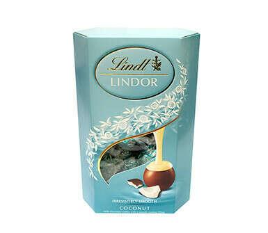 Lindt Lindor - Coconut