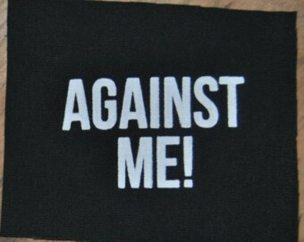 against me patch