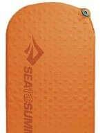 Коврик самонадувающийся Sea To Summit UltraLight Self Inflating Mat Regular Orange - купить в КАНТе