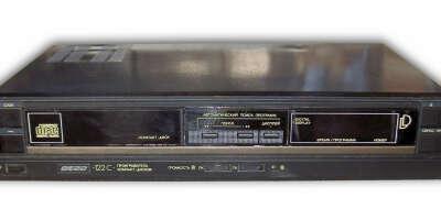Проигрыватель CD Вега ПКД-122С
