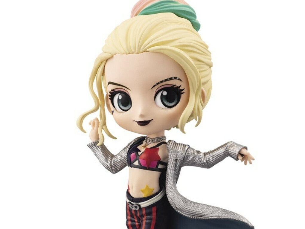 Birds of Prey (and the Fantabulous Emancipation of One Harley Quinn) Q posket -HARLEY QUINN- vol.2 ver.A