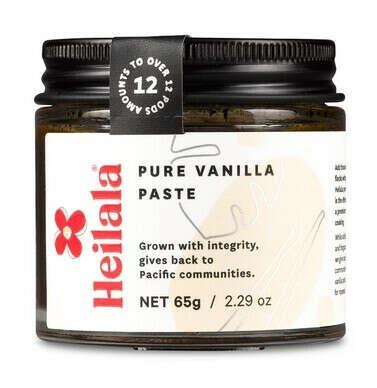 Heilala Vanilla Pure Vanilla Bean Paste