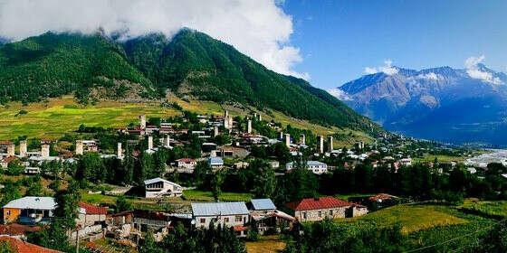 Хочу съездить в Грузию