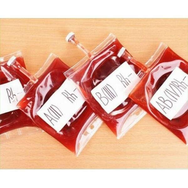 Сдать кровь на донорство