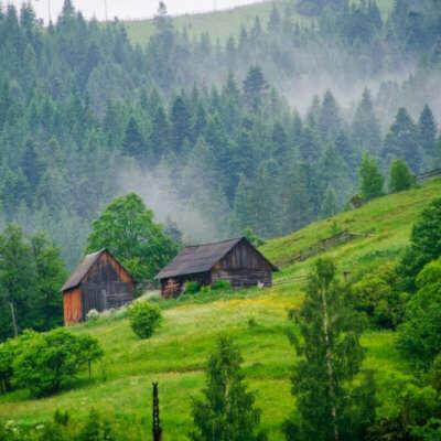 Отпуск в горах