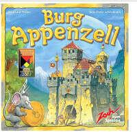 """Настольная игра """"Сырный замок"""" (""""Burg Appenzell"""")    Купить   с доставкой   My-shop.ru"""