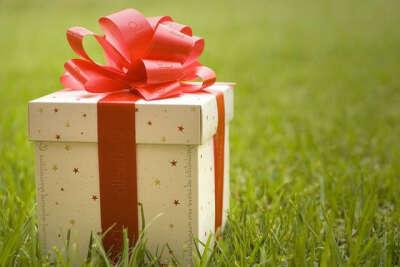 Неожиданный подарок