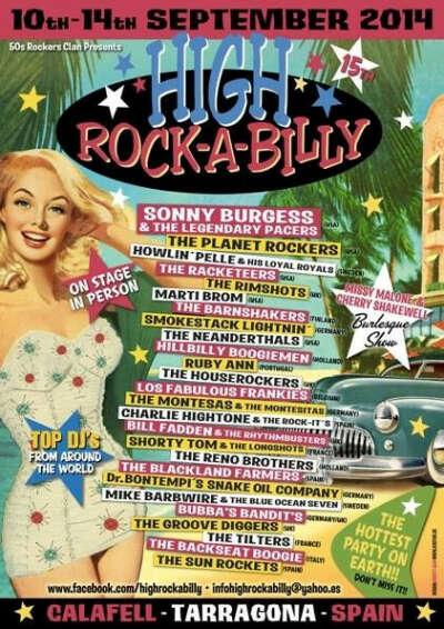 Фестиваль High Rockabilly