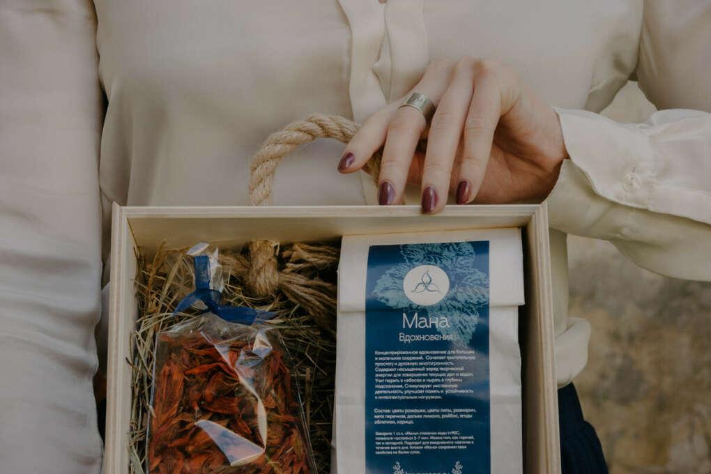 MANA - волшебные травы