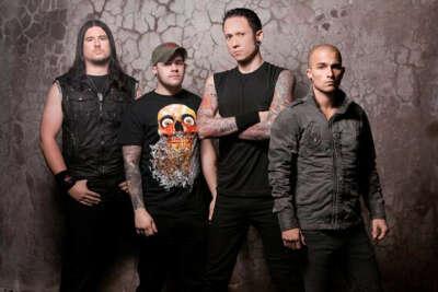 Попасть на концерт группы Trivium