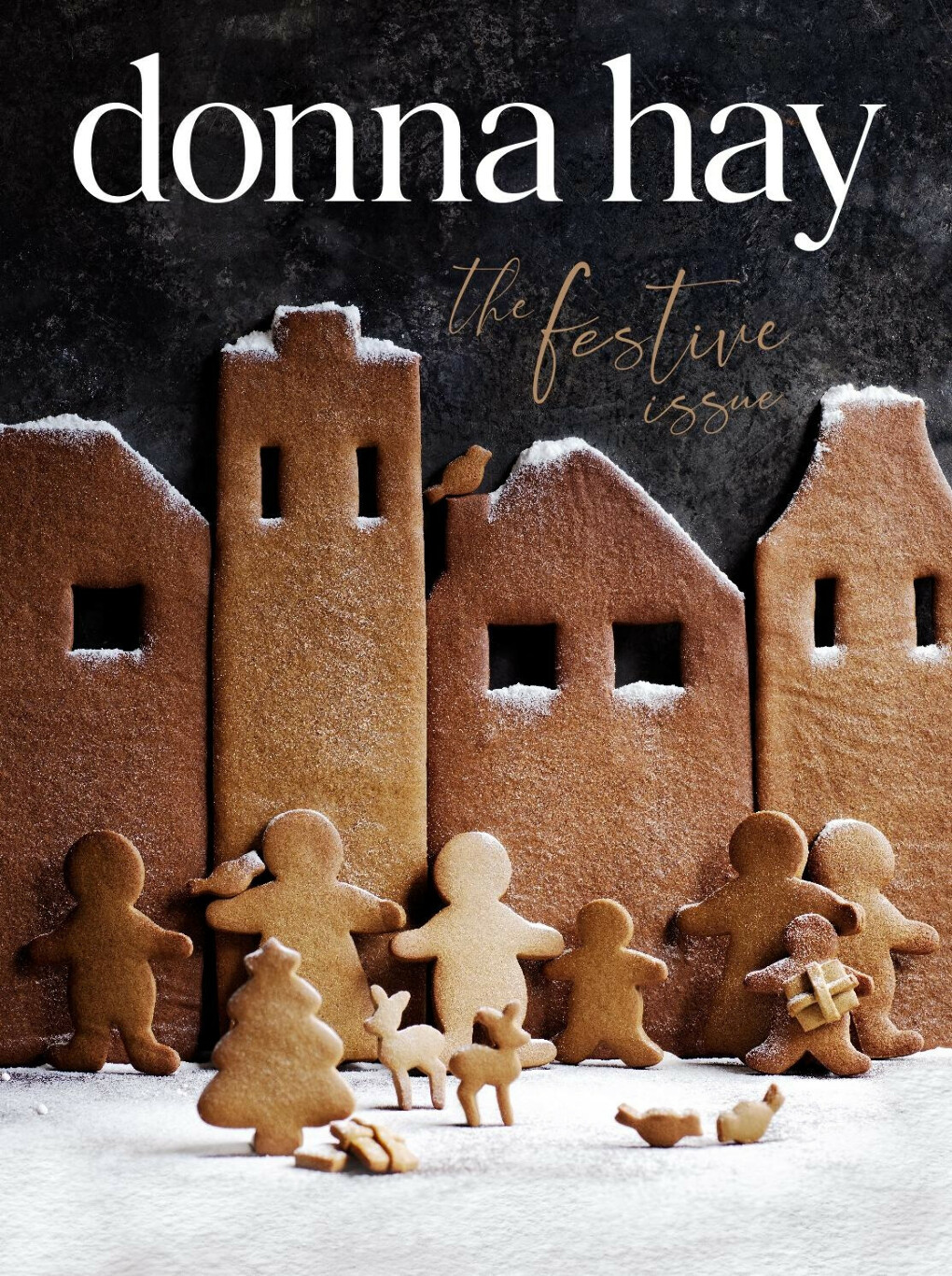 donna hay - the festive issue
