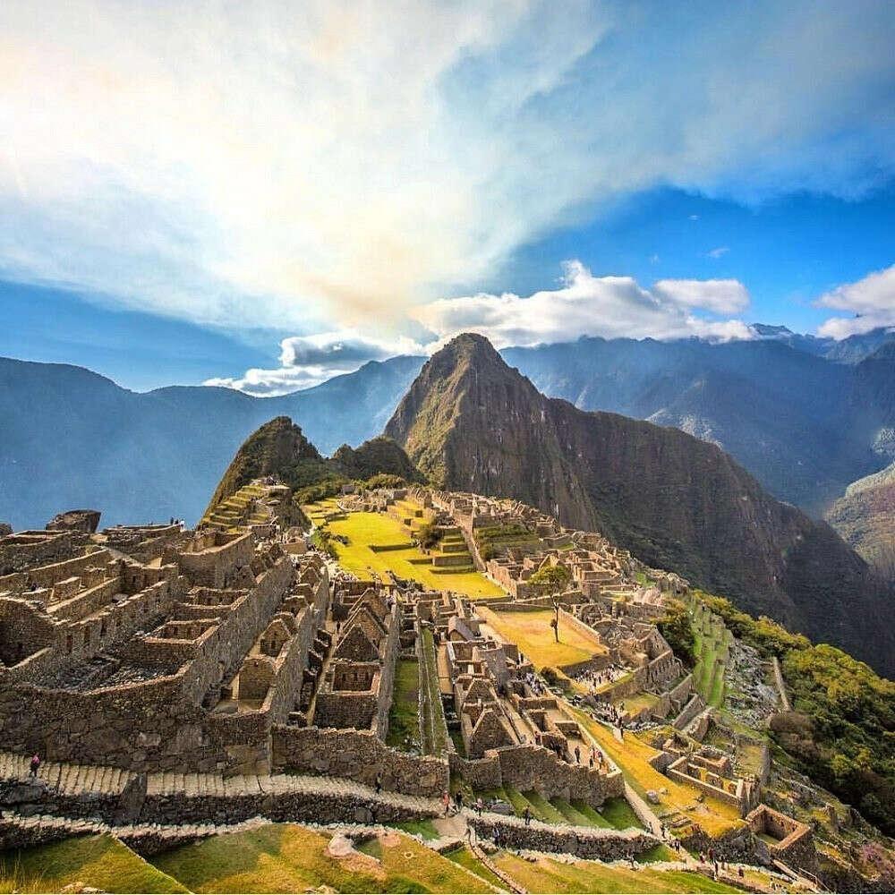 Путешествие в Перу
