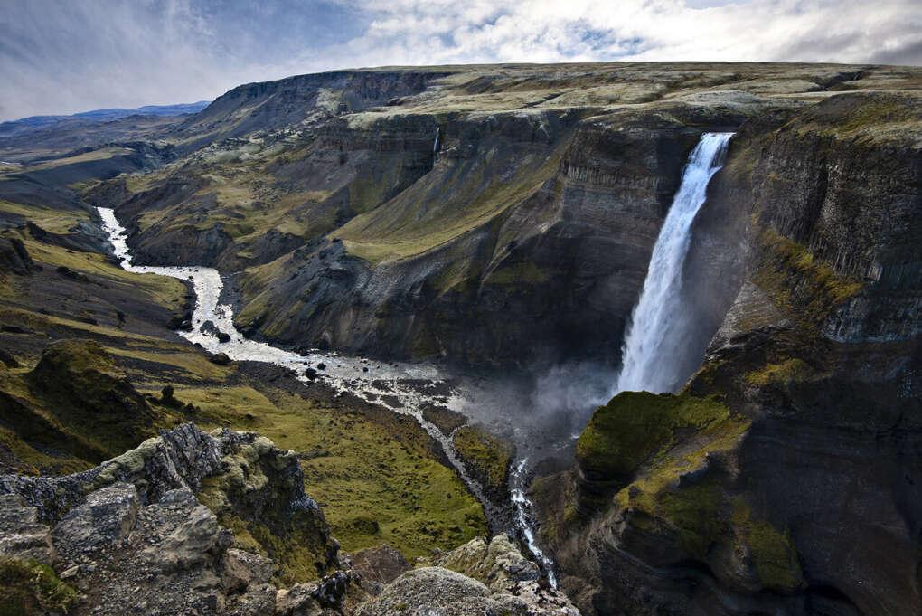 Большой трип по Исландии