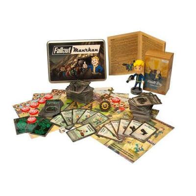 Подарочный набор Манчкин Fallout
