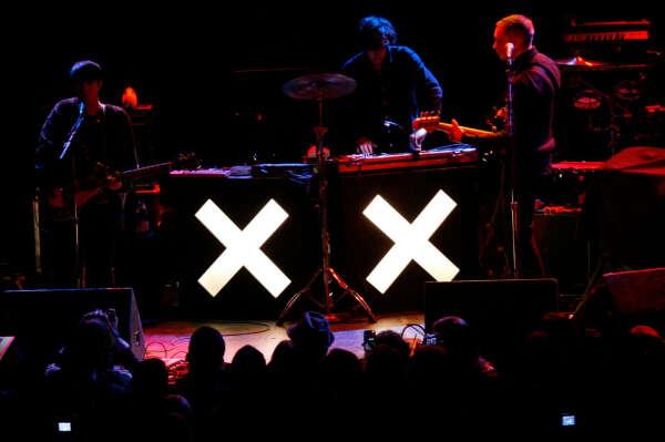 Попасть на концерт The xx