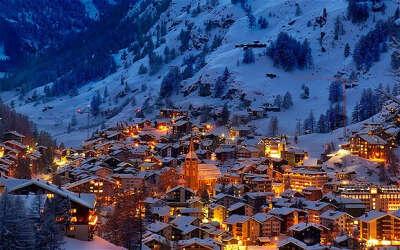 хочу отдыхать в Швейцарии