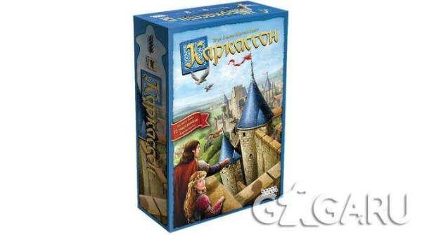 Каркассон (Carcassonne) — Купить настольную игру Каркассон в интернет-магазине GaGa — Правила, описание, фото, видео, отзывы на игру