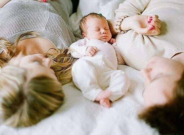 Родить ребенка от любимого мужа