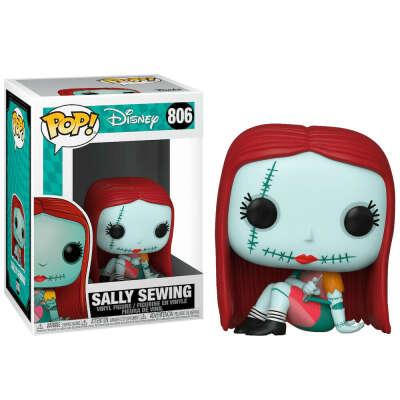 Фигурка Funko POP! The Nightmare Before Christmas: Sally Sewing