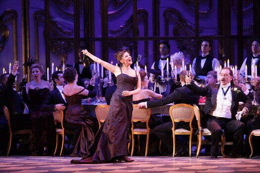 Опера Травиата в Большом театре
