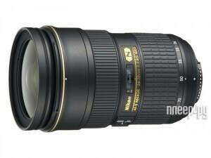Nikon Nikkor AF-S  24-70 mm F/2.8 G ED (гарантия Nikon