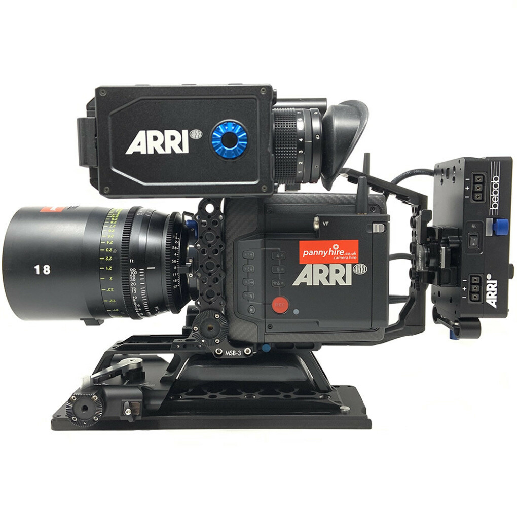 ARRI ALEXA MINI LF (7TB CODEX)